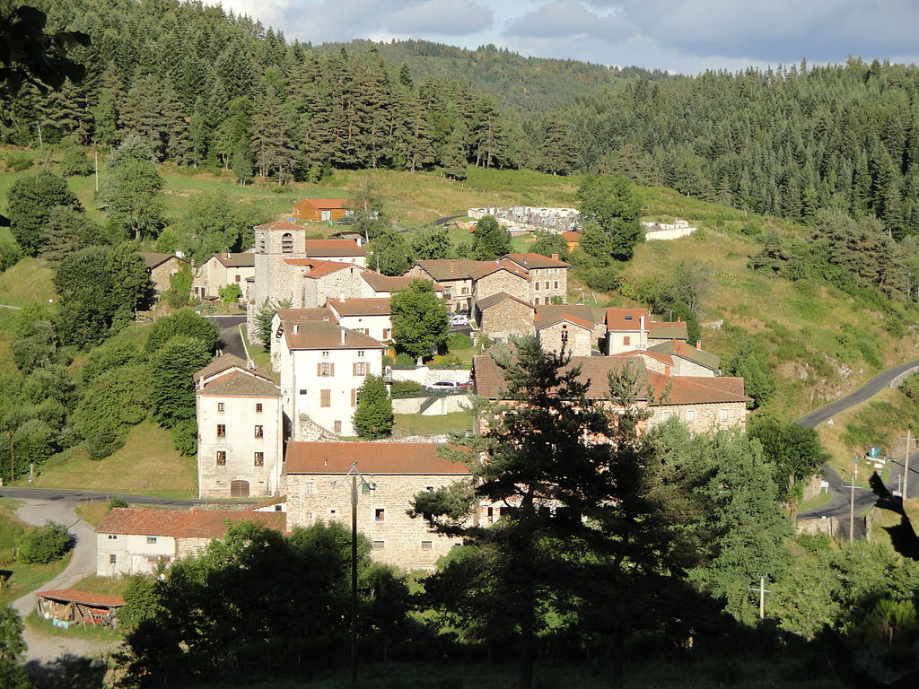 Saint-Pal-de-Senouire village