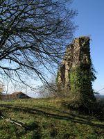 Mur de chateau