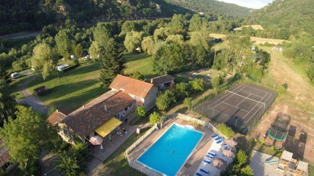 camping Saint Pal de Senouire